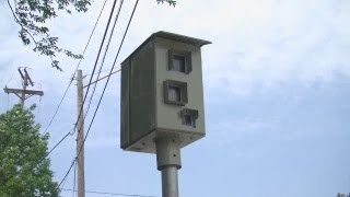 Ohio House votes to ban red-light cameras