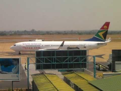 Smooth take off from Lusaka 3