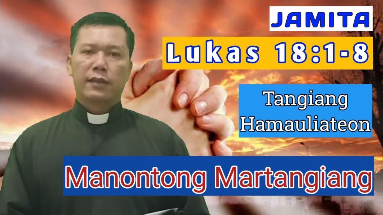 Lukas 18 1 8