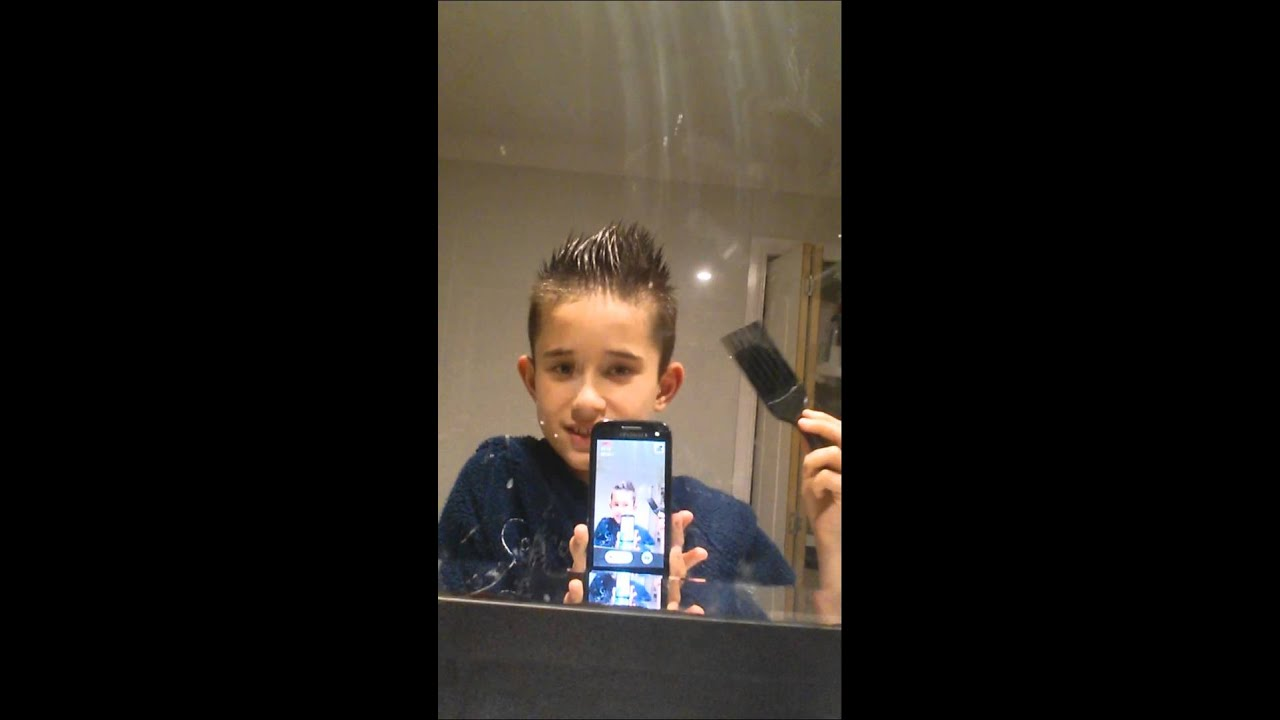 Cool Hair Styles For Boys TOP YouTube - Cool hairstyle for boy