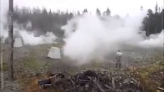 8 Smoke Grenades At Once - Frontline Action