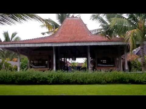 Joglo Tradisional House of Java Indonesia