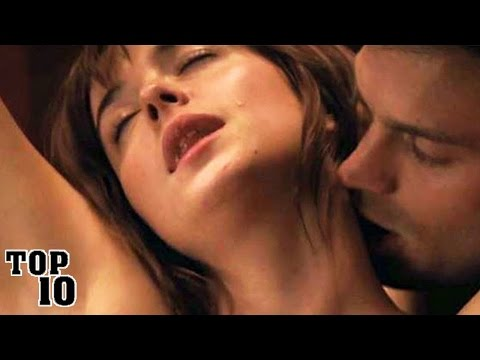 Top 10 Sexiest & Wildest Scenes In Movies