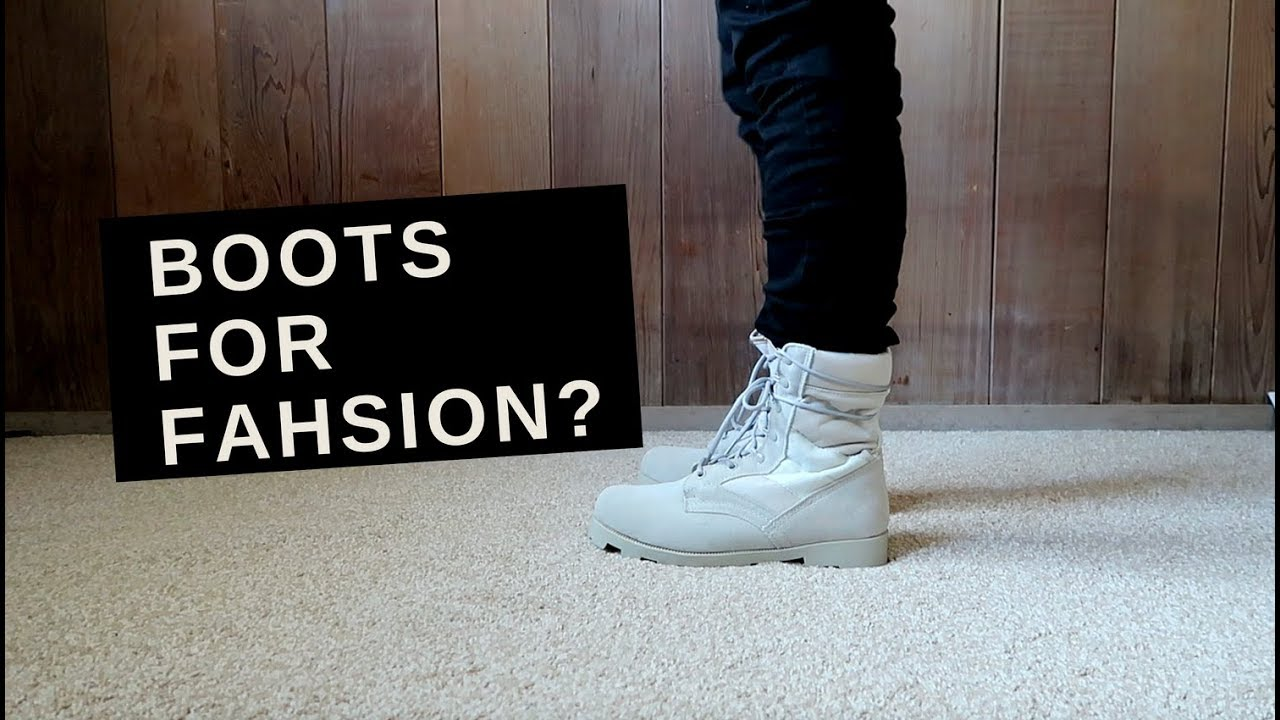 f0f819c011d83 ROTHCO BOOTS (Unboxing Review) - YouTube