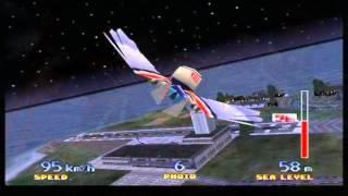 "Pilotwings 64 ""Birdman"""