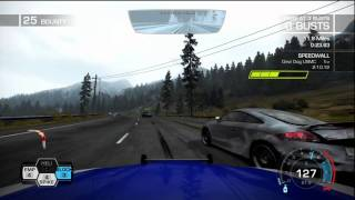Megadeth 502 / Need for Speed Hot Pursuit