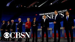 Politics week in review: From tense moments in the third Democratic debate to Trump's latest fore…