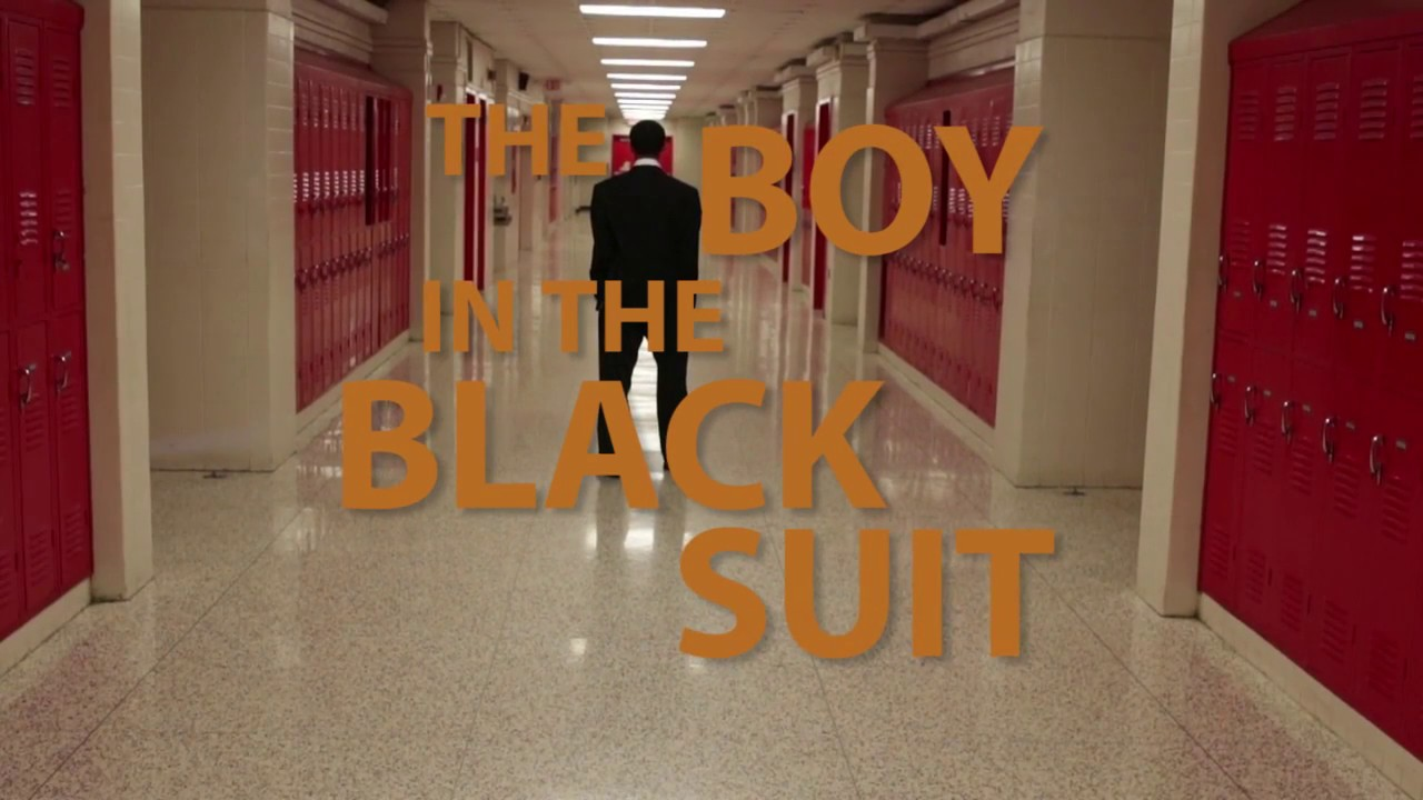 The Boy in the Black Suit Trailer Yates 2017 - YouTube
