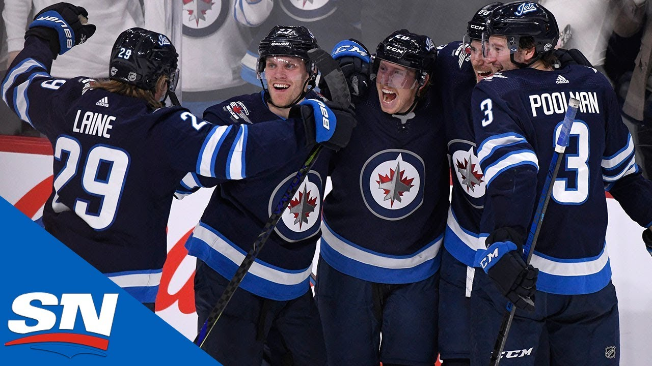 A Healthy And Deep Winnipeg Jets Team Looks To Turn Heads In The Playoffs Youtube
