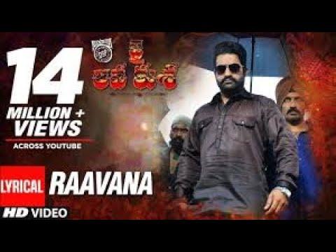 RAAVANA full song with lyrics - Jai Lava...