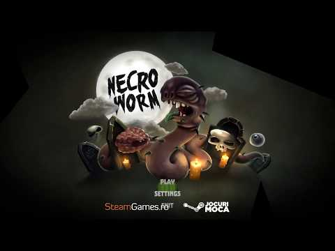 NecroWorm - Gameplay |