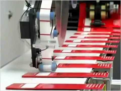 Glue Dots Video Sd 900 Automated Inline Adhesive