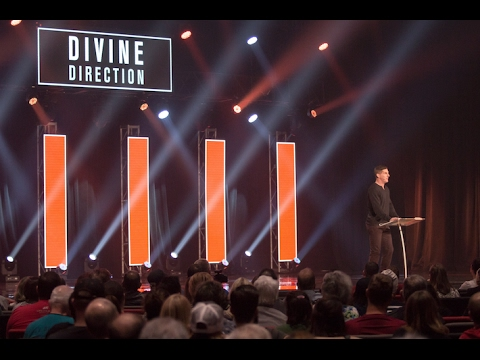"Divine Direction: Part 1 - ""Power to Become"" with Craig Groeschel - Life.Church"