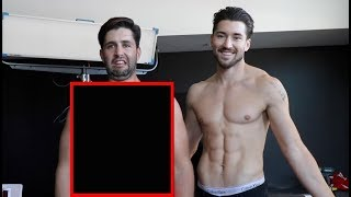 I LET A MALE MODEL RATE MY BODY! ft JEFF WITTEK