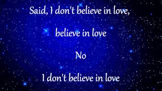 Laura Izibor - Can't Be Love (lyrics)
