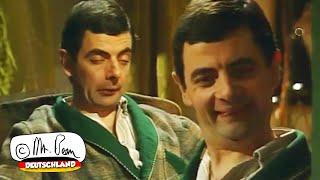 Mr. Bean hört Weihnachtslieder