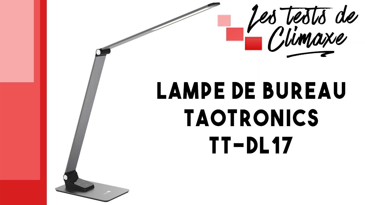 Taotronics Tt Lampe De Test D'une Dl17 Bureau xoBrWCed