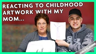 MY F*CKED UP CHILDHOOD (feat. Mama Klemens) | Chris Klemens