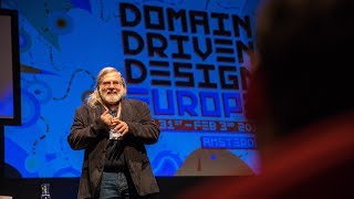 David West - The Past and Future of Domain-Driven Design