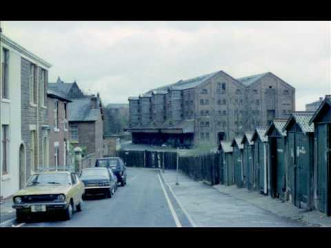 Preston Lancs A Walk In The 1980's