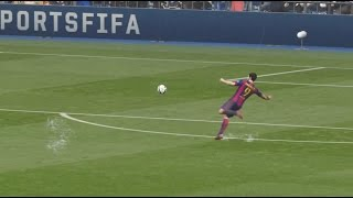 Suarez Amazing Bicycle Kick - FIFA 15 Goal Of The Week #2