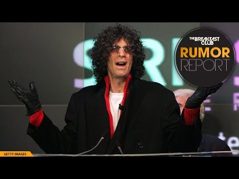 The View's Sunny Hostin Grills Howard Stern About Using The N-Word