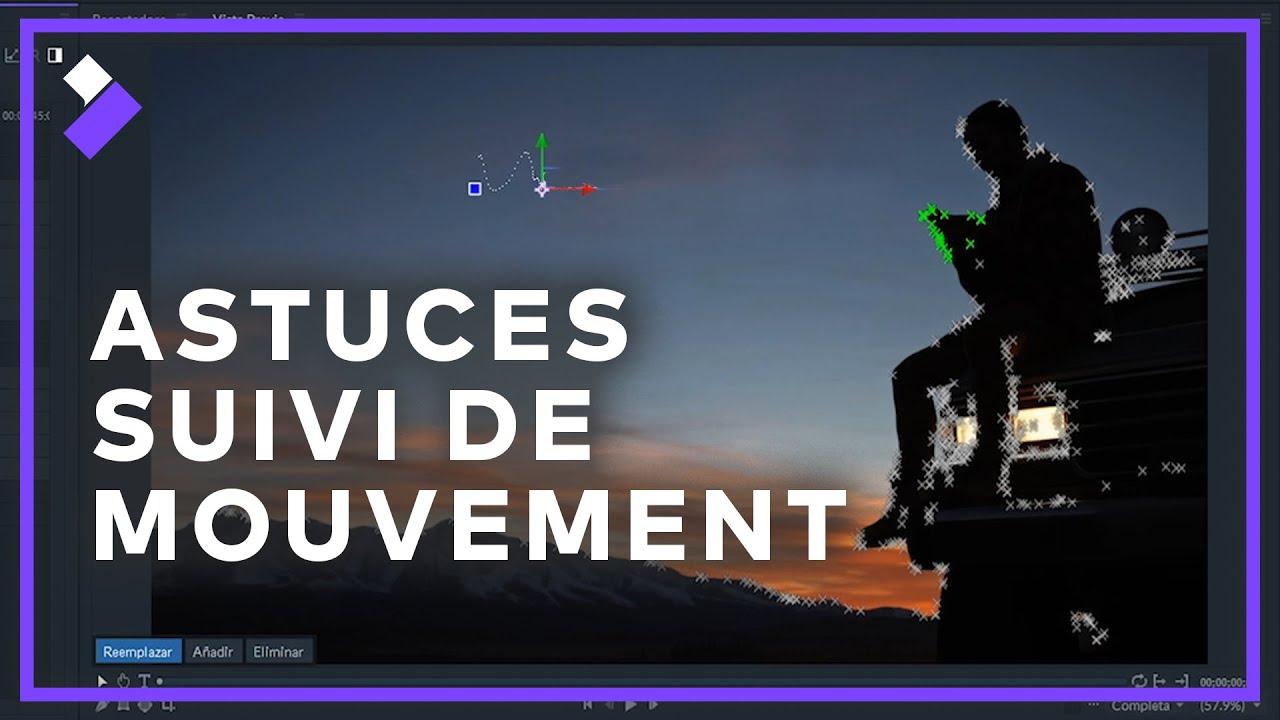 Astuces Motion Tracking dans FilmoraPro