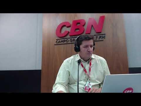 CBN Campo Grande com Otávio Neto (09/09/2019)