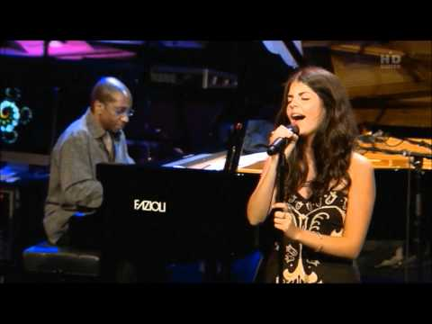 Nikki Yanofsky Lullaby of Birdland with Quincy Jones Montreux Jazz 2011 HD mp3