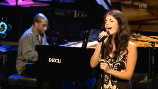 Nikki Yanofsky Lullaby of Birdland with Quincy Jones Montreux Jazz 2011 HD