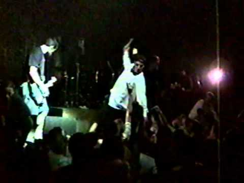 Guttermouth - Live Footage at KROQ