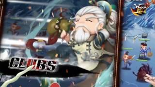 Wuxia Legends - Condor Heroes