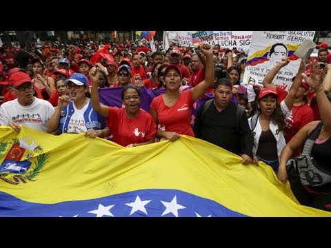 Venezuela: US/Canadian Attempted Coup Not About Democracy - Paul Jay