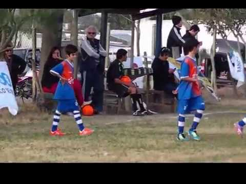 INFOIDEAS TV--Partido Castillos - Varela -Sabado 1 Agosto 2015- Campeonato Categoria 11 años