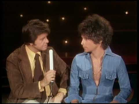 American Bandstand 1975- Interview Eric Carmen