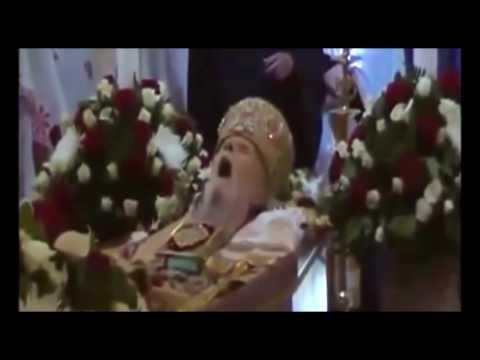 Экуменист КИПРИАН ОРОПОССКИЙ умер с открытым ртом