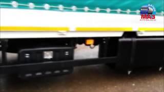 Бортовой автомобиль МАЗ 6312 (6х4) - обзор
