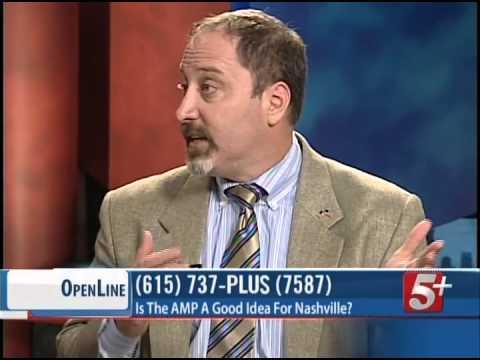 Lonnie Spivak on News Channel 5+ OpenLine