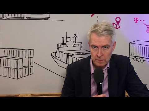 Social Media Post: Ingo Hofacker: international customer and network