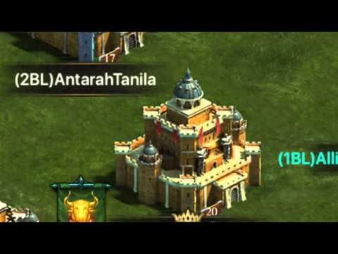 CLASH OF KINGS- Level 1-30 Plus Bonus KINGS Castle