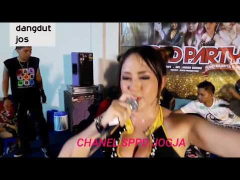 NIA JOVANKA GOYANG SAMPAI BASAH Bikin Tegang  SPPD PARTY