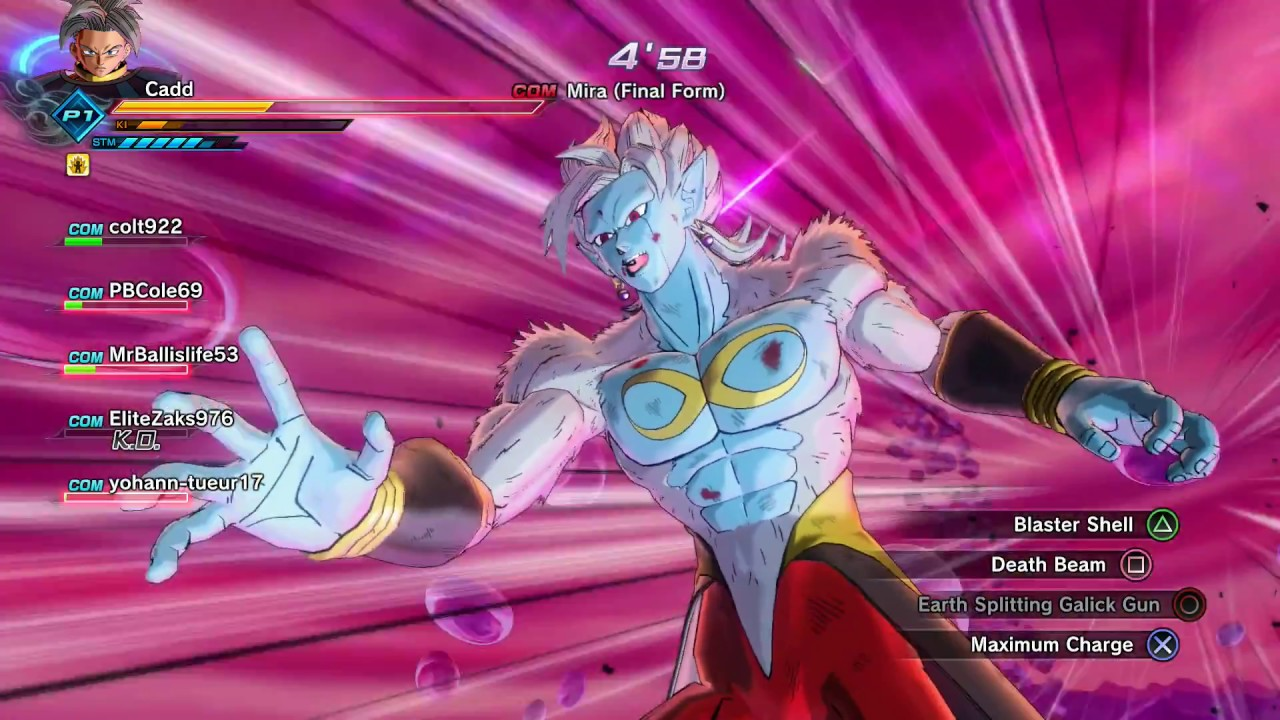 Dragon Ball Xenoverse 2 - Expert Mission #15 Extreme Malice ...