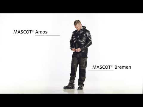 Dark Anthracite//Black 90C49 Mascot 17631-442-1809-90C49 Trousers Safety Pants