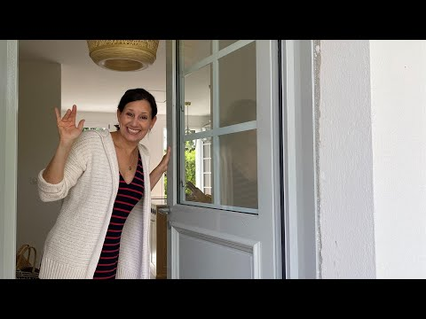 French House Tour PART 1 (BETH IN FRANCE) 🇫🇷