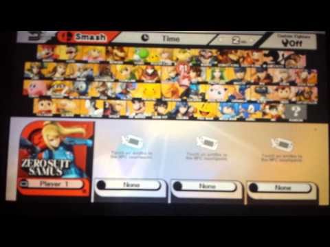 How to get roy free super smash bros 4 youtube