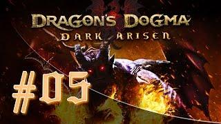 Dragons Dogma Dark Arisen Прохождение #5 - Два тролля