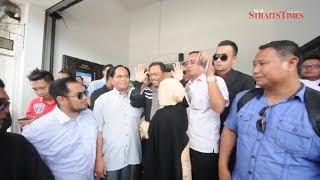 Yusof Apdal released from MACC custody on RM100,000 bail