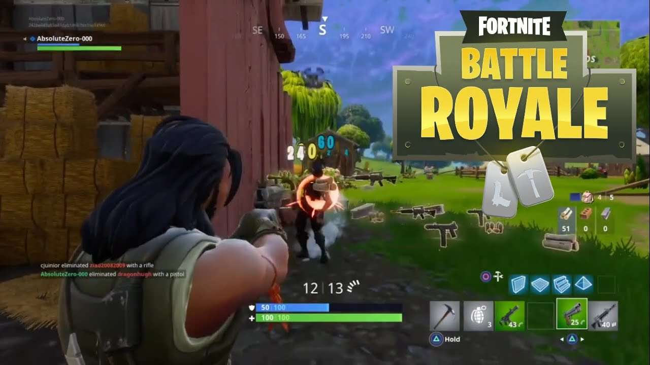 Fortnite Battle Royale Kill Compilation Todays Clips