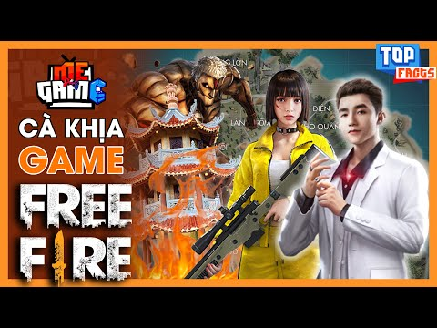 Cà Khịa Game: Free Fire - Sống Dai Thành Bất Tử? | meGAME