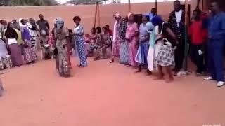 Danses filles nigeriennes  Music Hausa